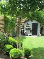 90 lovely backyard garden design ideas for summer (15)