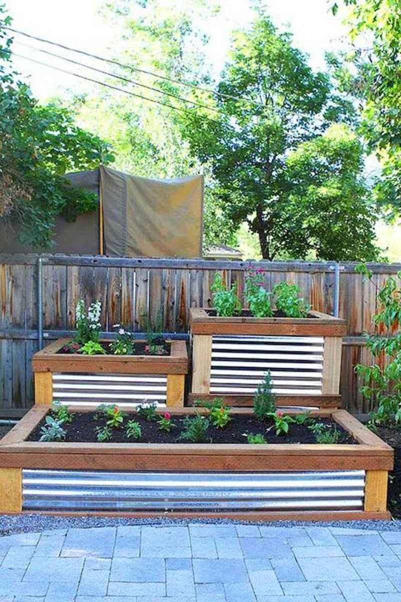 90 lovely backyard garden design ideas for summer (2)