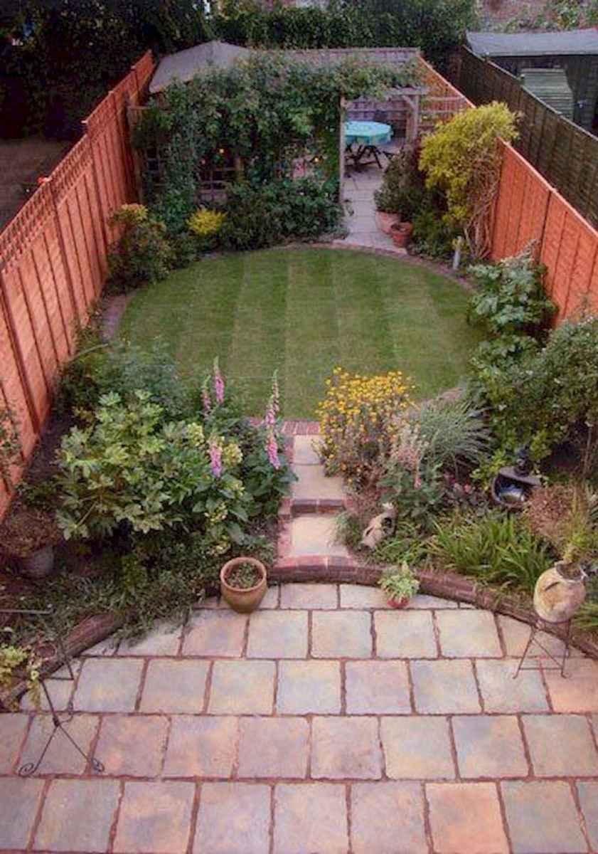 90 lovely backyard garden design ideas for summer (24)