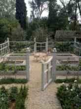 90 lovely backyard garden design ideas for summer (35)