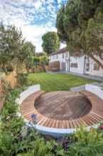 90 lovely backyard garden design ideas for summer (36)