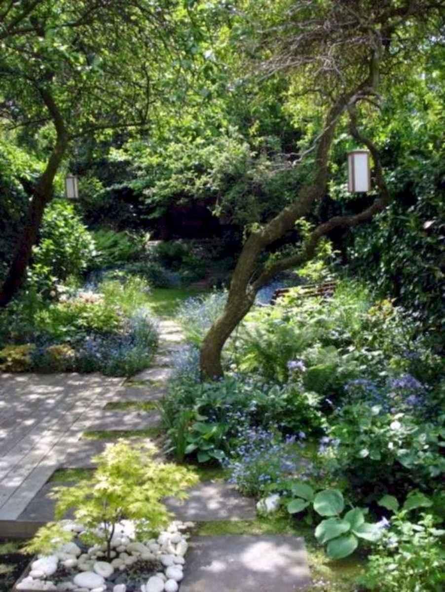 90 lovely backyard garden design ideas for summer (39)