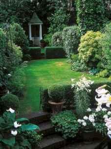 90 lovely backyard garden design ideas for summer (40)