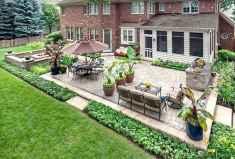90 lovely backyard garden design ideas for summer (46)