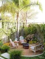 90 lovely backyard garden design ideas for summer (54)