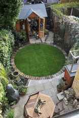90 lovely backyard garden design ideas for summer (67)