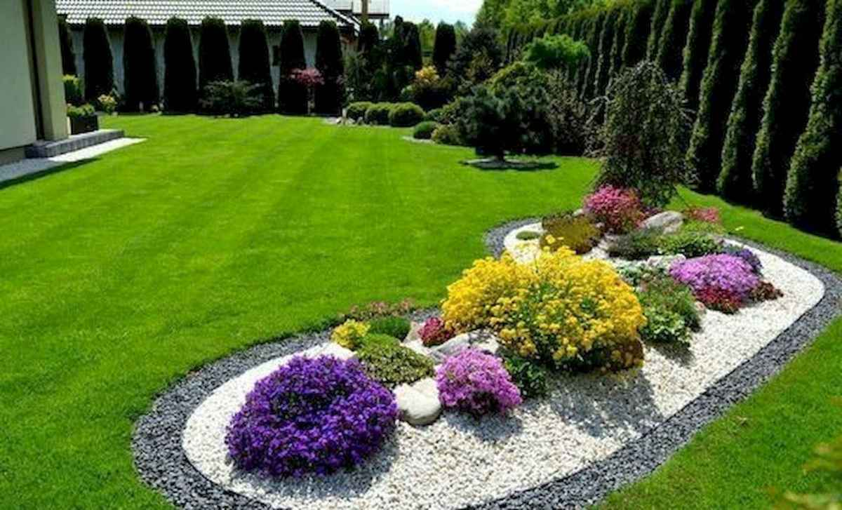 90 Lovely Backyard Garden Design Ideas For Summer 77