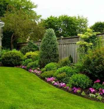 90 lovely backyard garden design ideas for summer (81)
