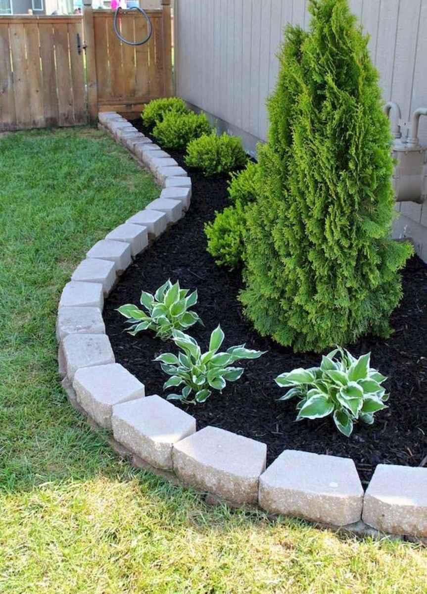 90 lovely backyard garden design ideas for summer (84)