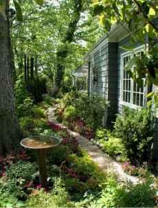 90 lovely backyard garden design ideas for summer (86)