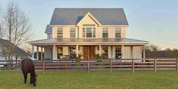 30 minimalist farmhouse exterior design ideas (19)