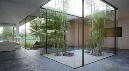 30 simple & modern rock garden design ideas front yard (12)