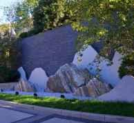 30 simple & modern rock garden design ideas front yard (29)
