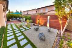 30 simple & modern rock garden design ideas front yard (5)