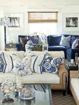 44 cozy coastal themed living room decor ideas that makes your home feels like beach (10)