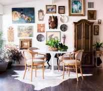 50 beautiful gallery wall ideas to show your photos (23)