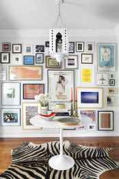 50 beautiful gallery wall ideas to show your photos (27)