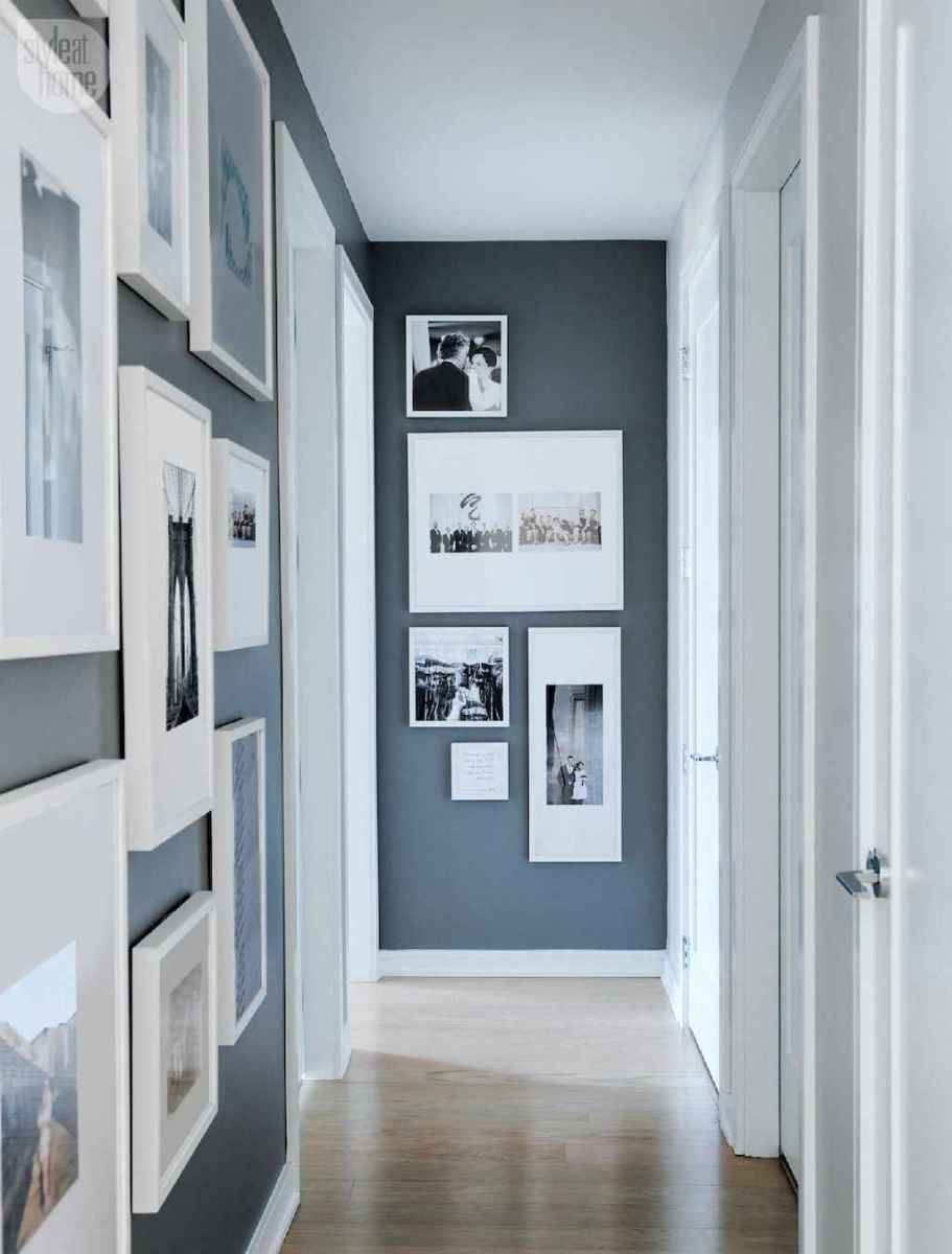 50 beautiful gallery wall ideas to show your photos (33)