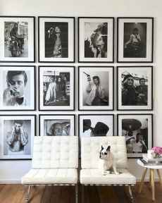 50 beautiful gallery wall ideas to show your photos (6)