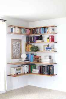 50 clever diy wood shelves ideas on a budget (18)