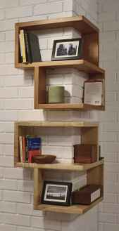 50 clever diy wood shelves ideas on a budget (46)