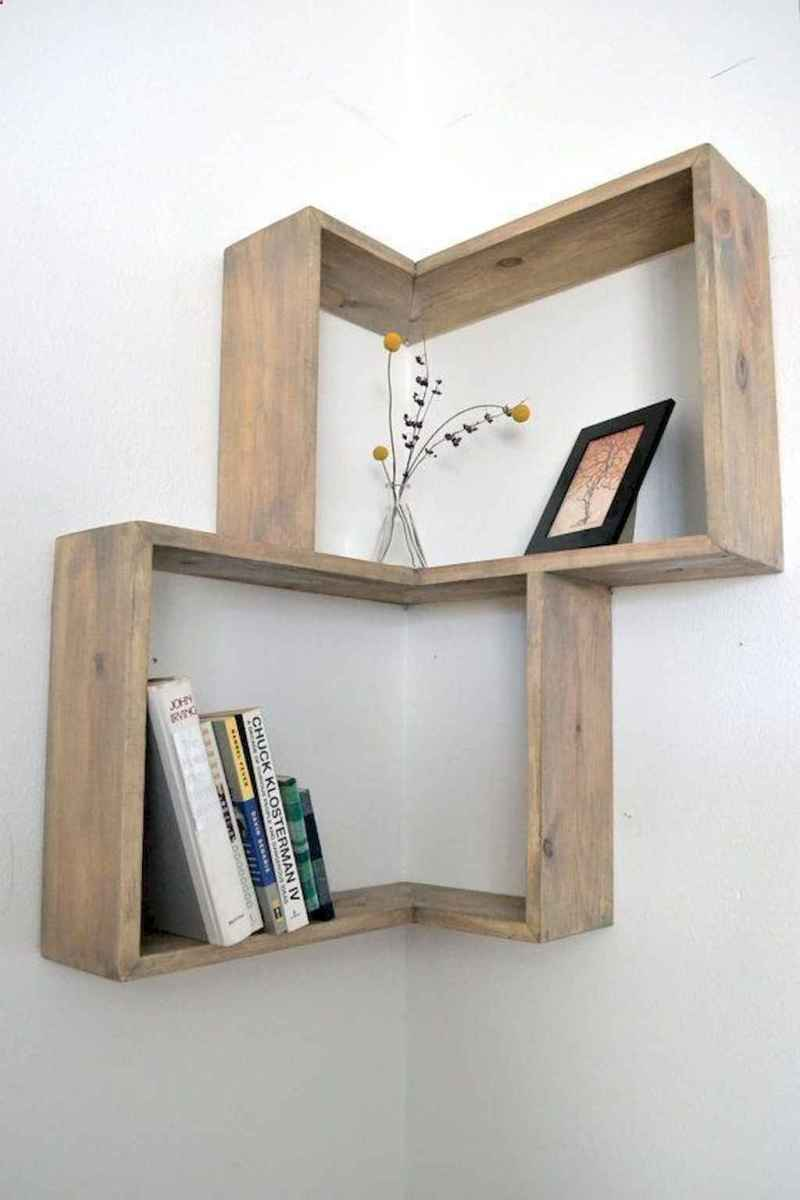 50 clever diy wood shelves ideas on a budget (47)
