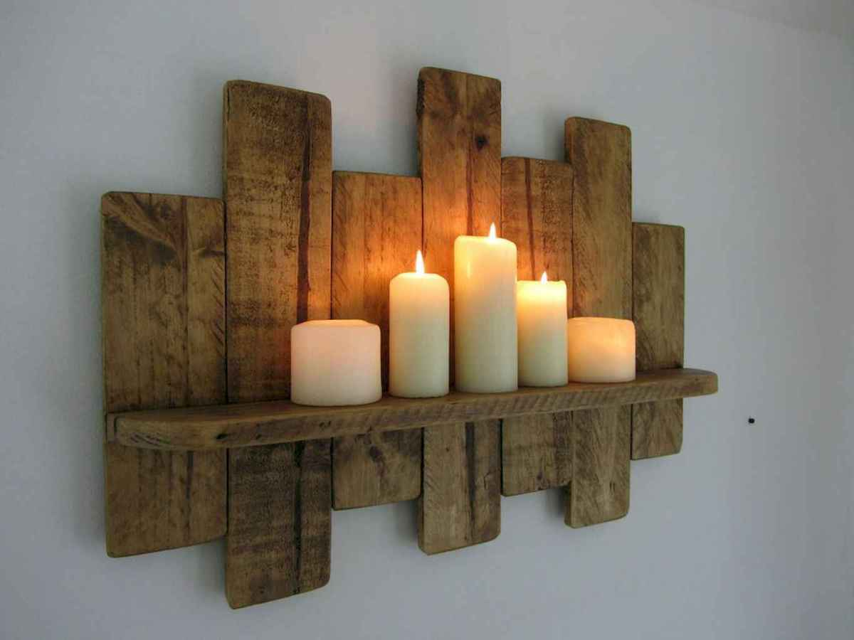 50 clever diy wood shelves ideas on a budget (48)
