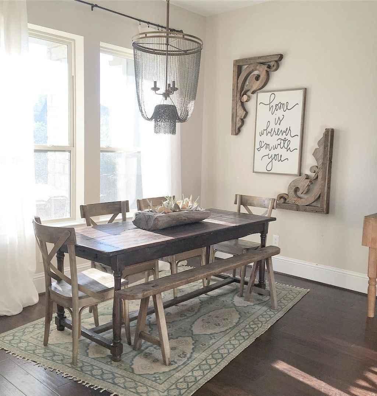 50 vintage dining room lighting decor ideas (24)