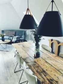 50 vintage dining room lighting decor ideas (29)