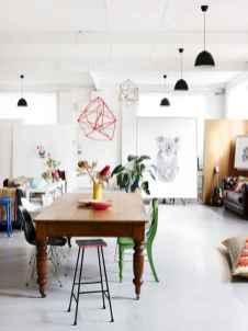 50 vintage dining room lighting decor ideas (35)