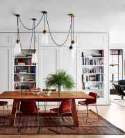 50 vintage dining room lighting decor ideas (4)