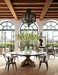 50 vintage dining room lighting decor ideas (44)