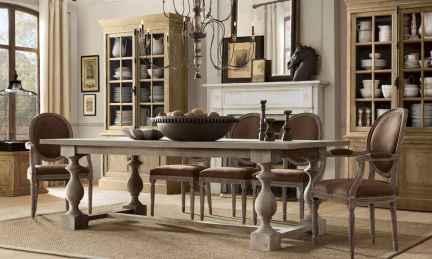 50 vintage dining room lighting decor ideas (45)