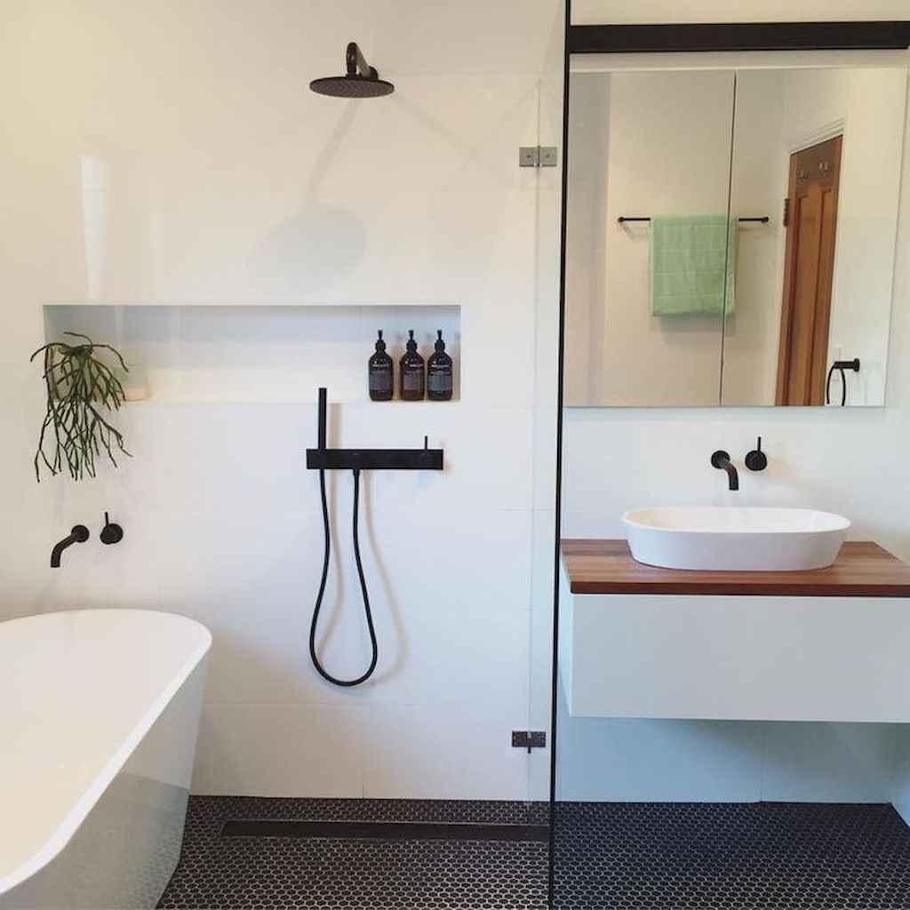55 gorgeous beach themed bathroom design & decor ideas (25)