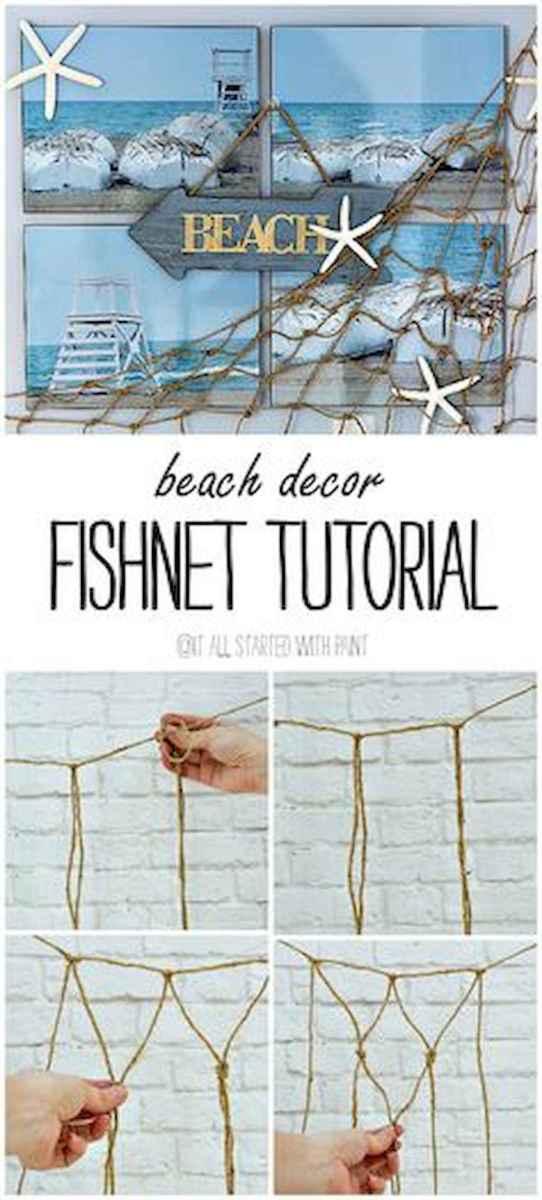 55 gorgeous beach themed bathroom design & decor ideas (28)
