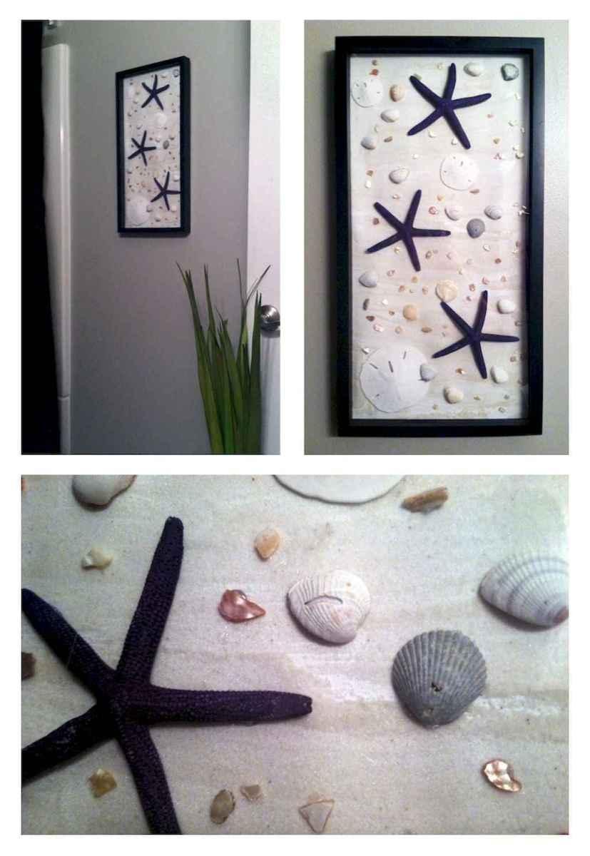 55 gorgeous beach themed bathroom design & decor ideas (43)