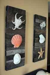 55 gorgeous beach themed bathroom design & decor ideas (48)