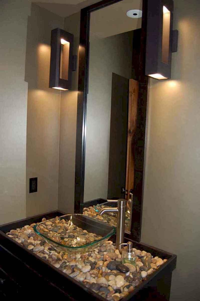 55 gorgeous beach themed bathroom design & decor ideas (8)