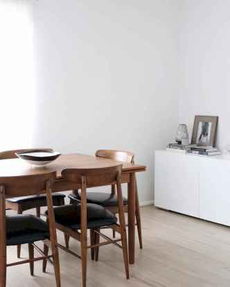 55 simple diy wooden dining table ideas that will inspire you (20)