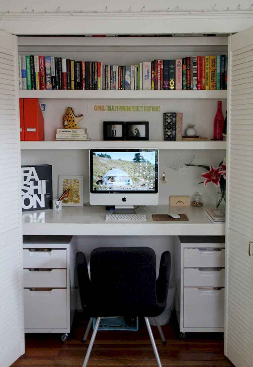 65+ clever storage ideas for small apartment spaces (5)