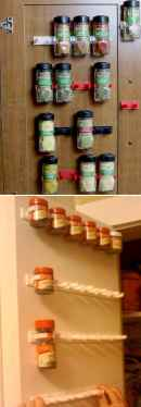70+ effective small house hacks & tips to organizing (25)