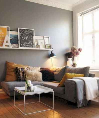 70 simple diy apartment decorating ideas on a budget (68)