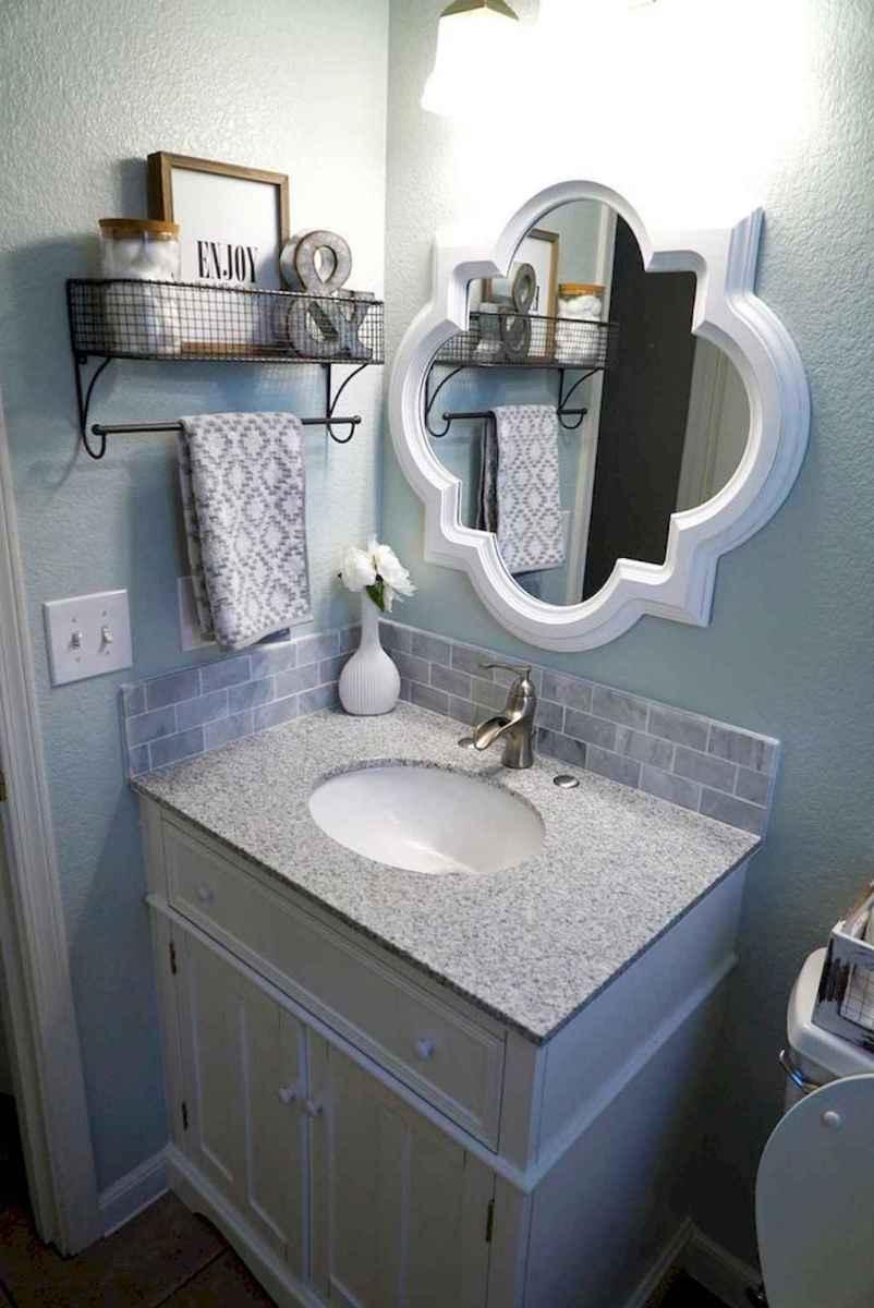 Best budget bathroom design & decoration ideas (57)