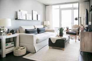 Best small apartment living room layout ideas (38)