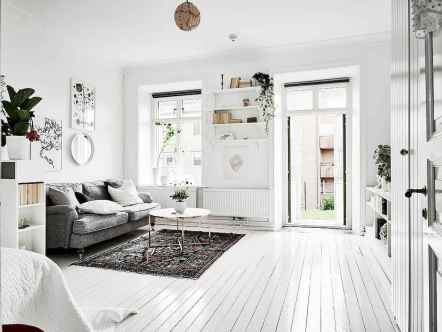 Best small apartment living room layout ideas (46)
