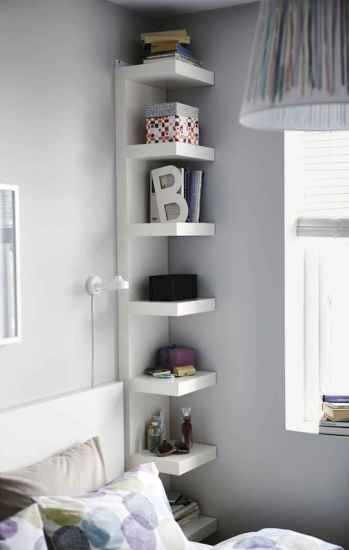 Clever small apartment hacks and organization ideas (29)
