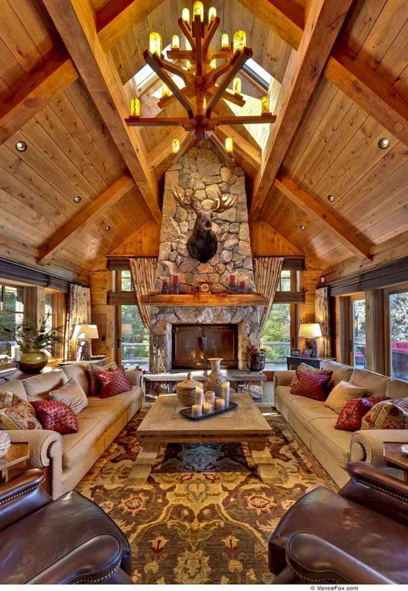 Cozy living room design & decorating ideas (58)