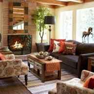 Cozy living room design & decorating ideas (60)