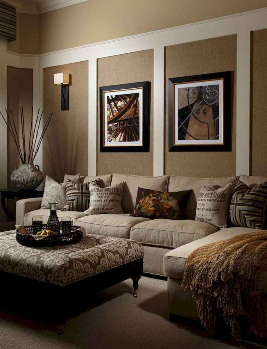 Cozy living room design & decorating ideas (61)