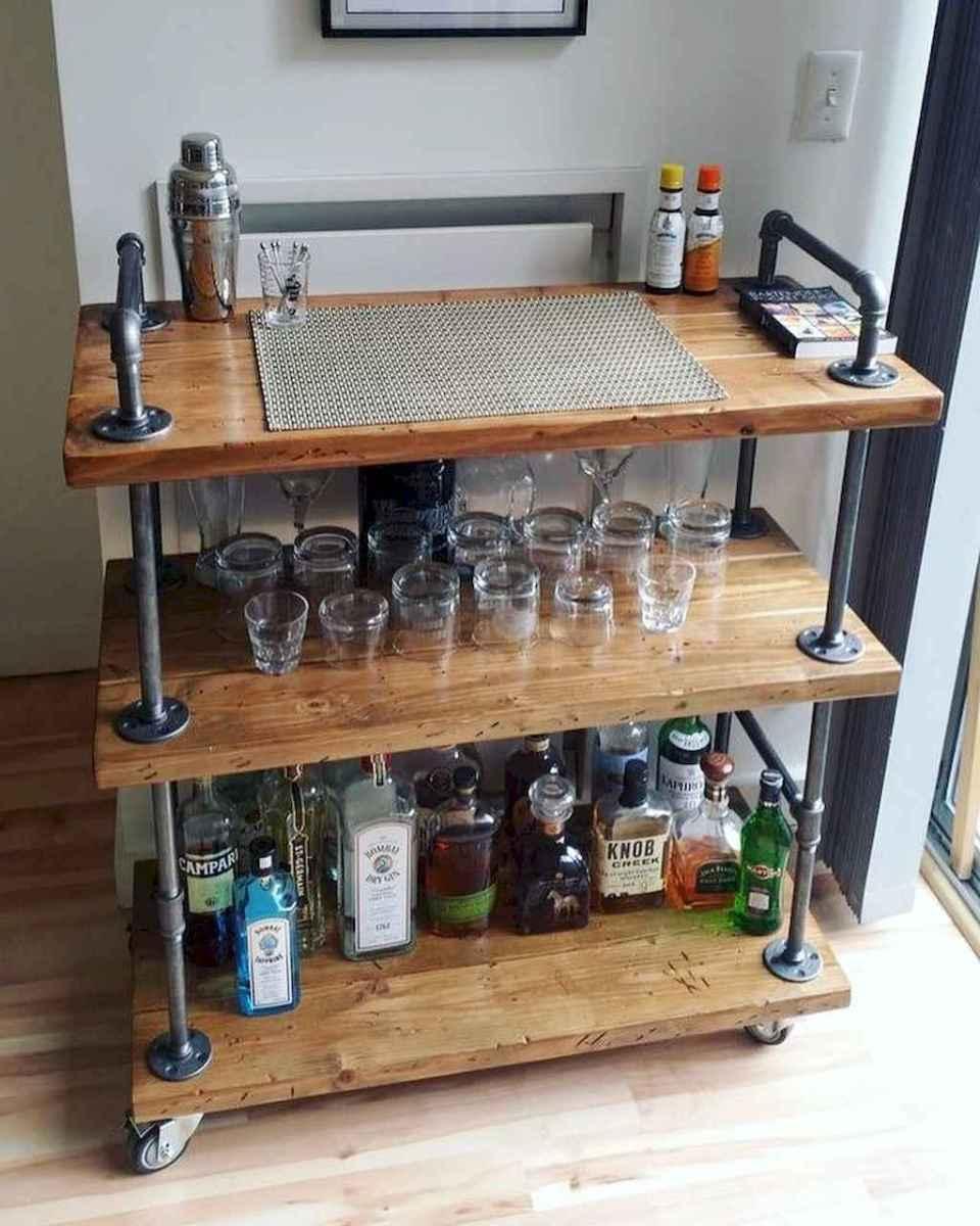 Diy home coffee bar ideas for coffee addict (19)